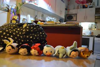 Colección de muñecos