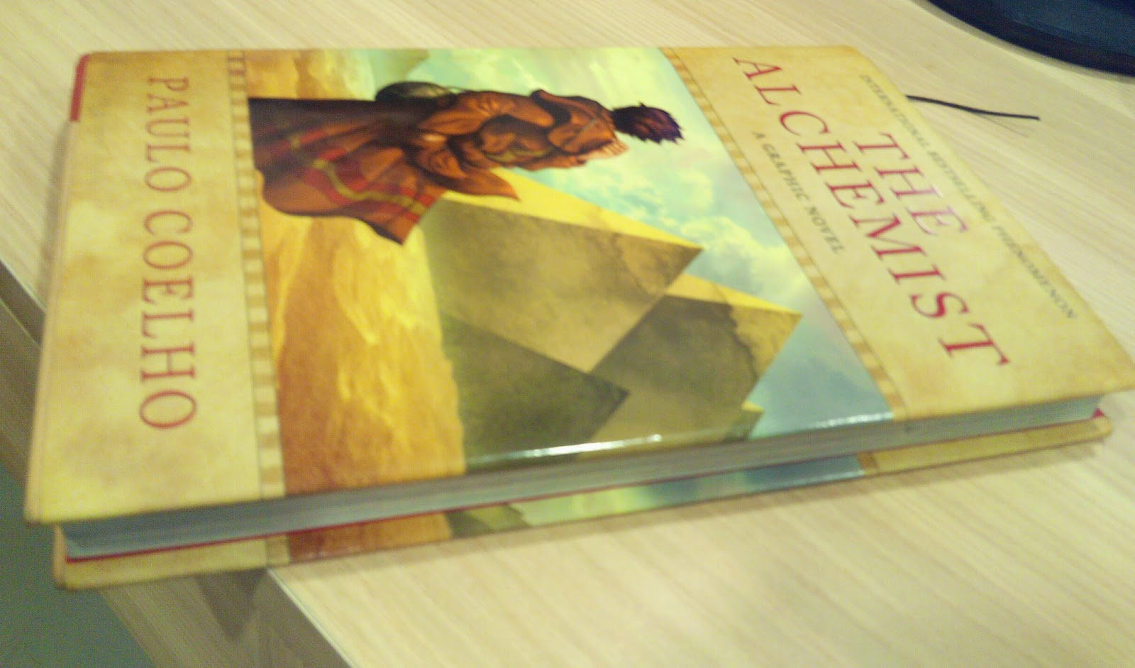 The Alchemist by Paulo Coelho, Graphical Novel