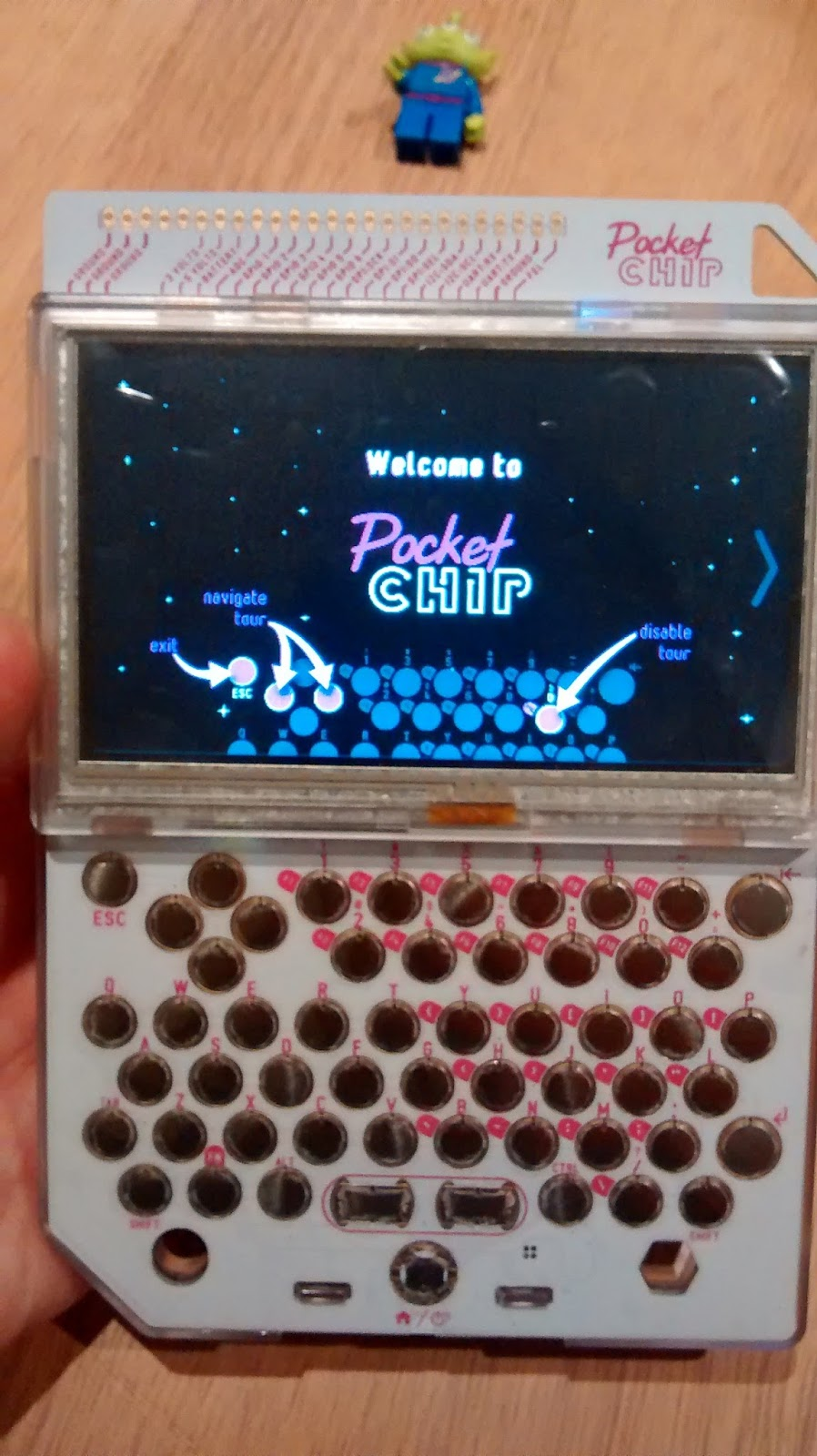 Pocketchip web browser