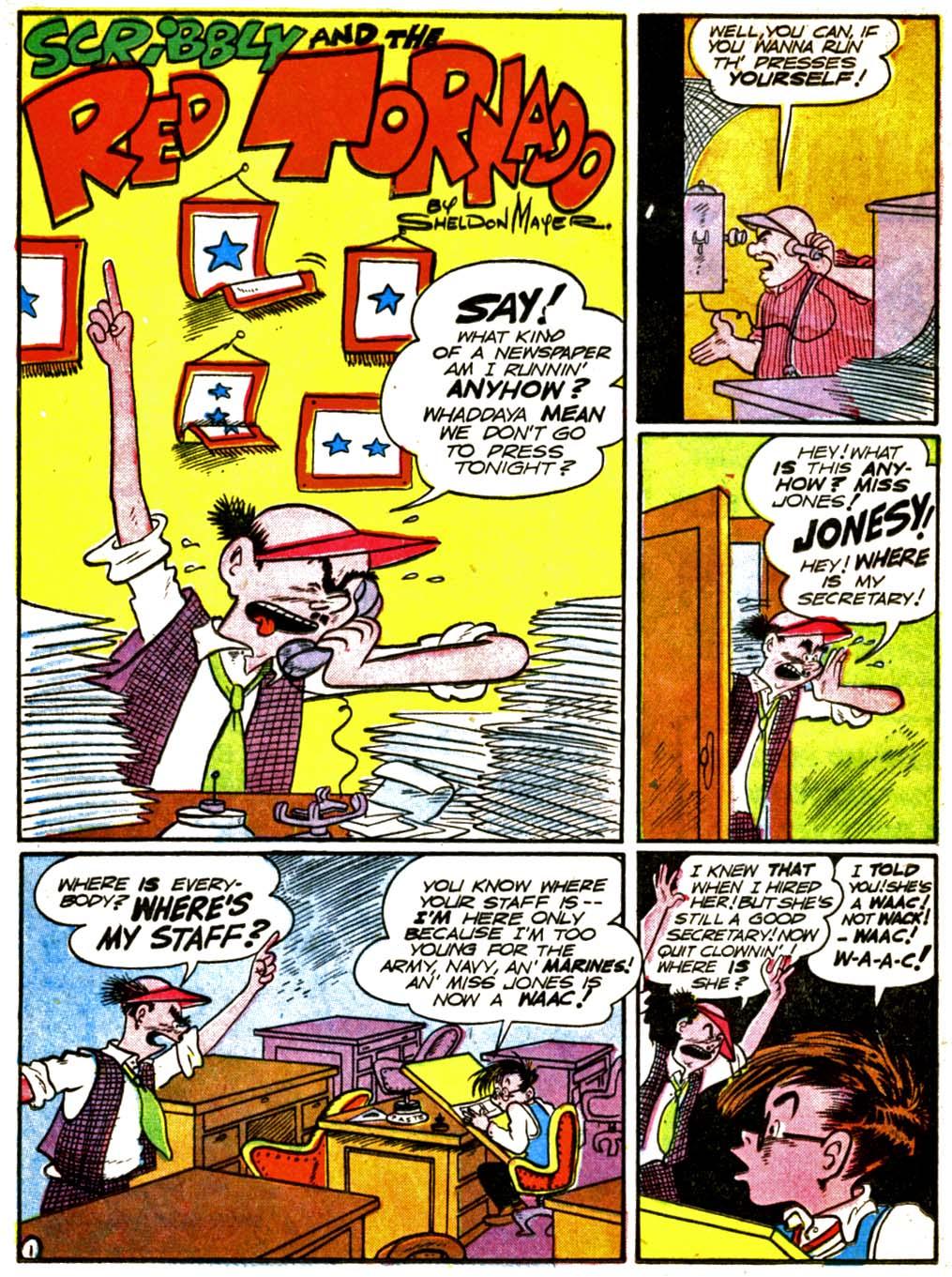 Read online All-American Comics (1939) comic -  Issue #52 - 35
