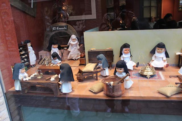 panaderia de las monjitas