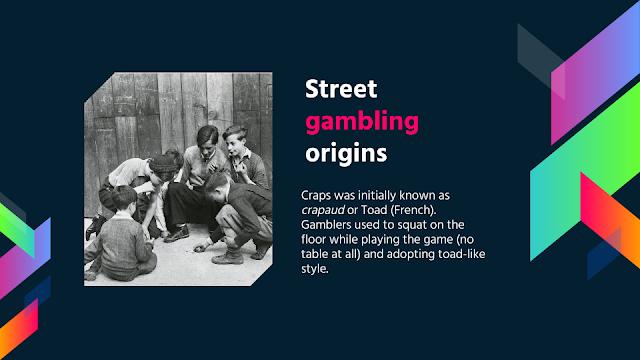 Street Gambling