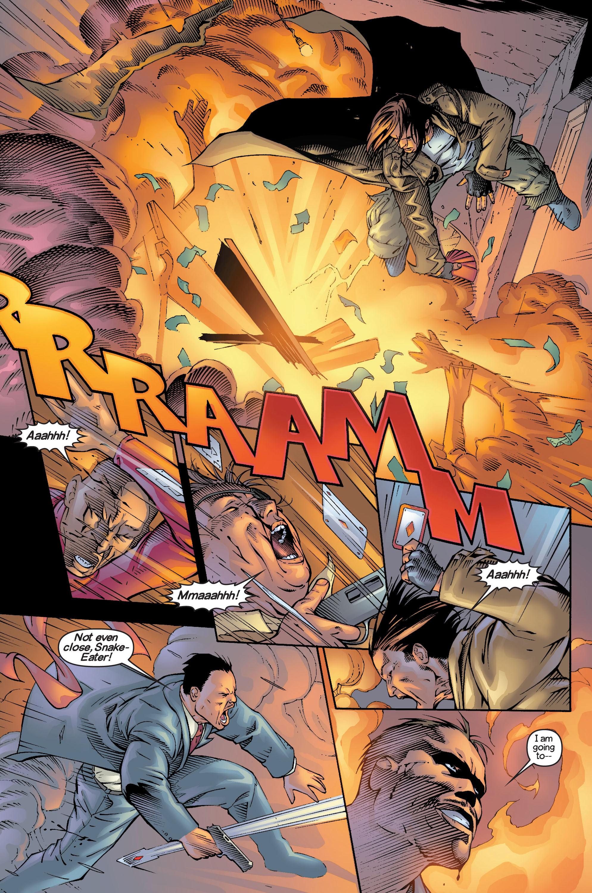 Read online Ultimate X-Men comic -  Issue #14 - 7