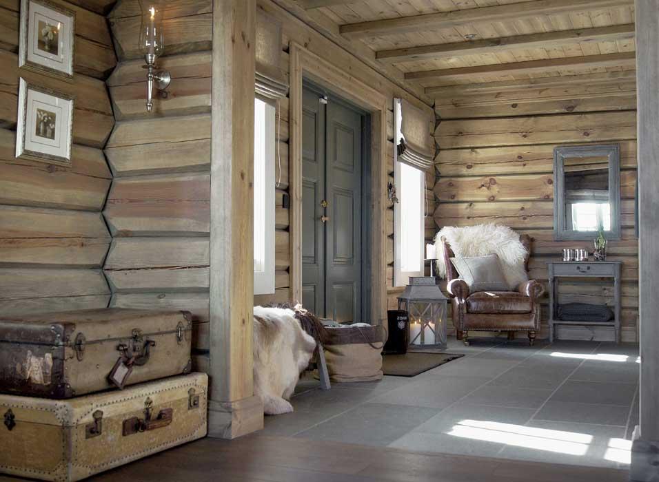 Accente De Alb și Gri In Amenajarea Unei Cabane Din Norvegia Jurnal De Design Interior