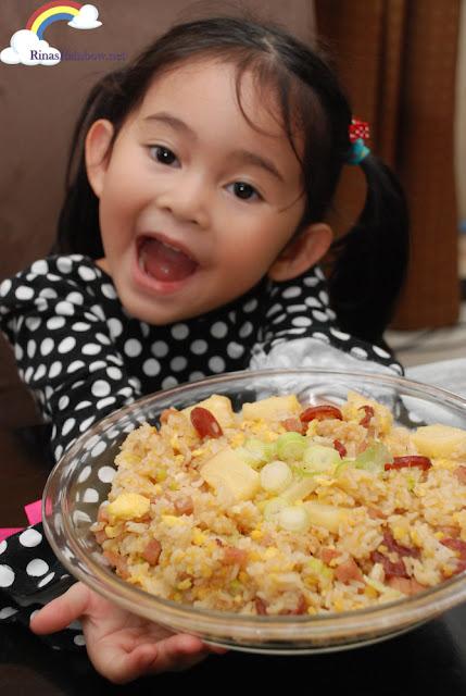 Island Style Fried Rice