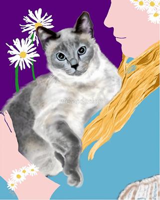Tasha and the Flower Goddess