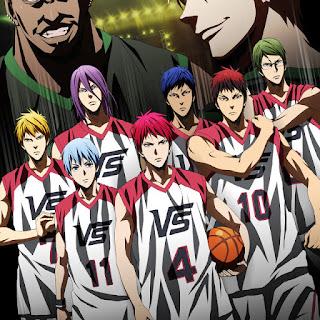 Kuroko no Basket Last Game akan hadir di indonesia