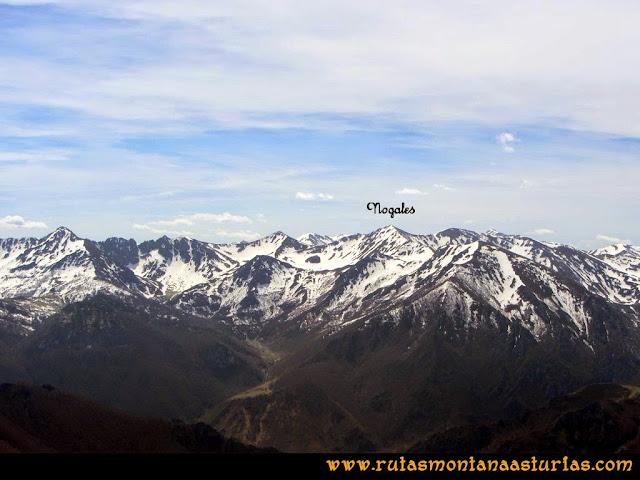 Ruta Retriñon: Vista del Nogales