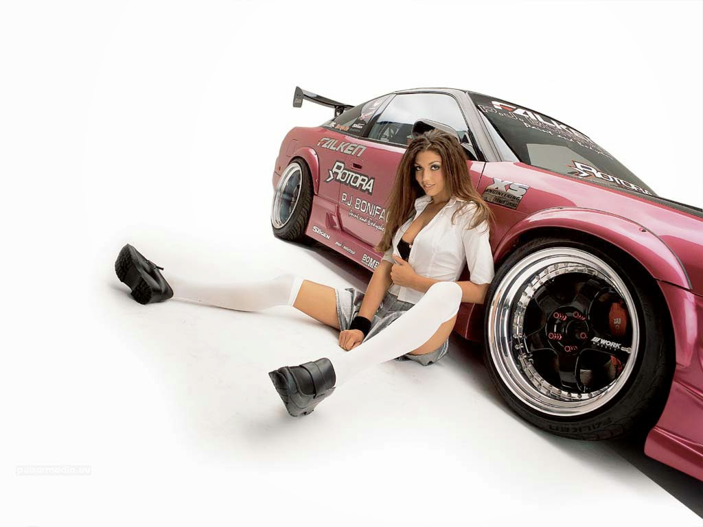 Cars And Girls Wallpapers Tribal Wide Cars And Girls Tuning Zoom