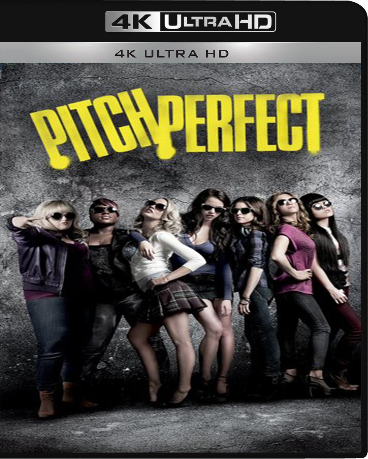 Pitch Perfect [2012] [UHD] [2160p] [Latino]