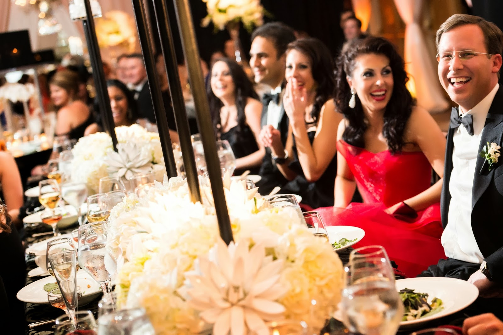 Bridal Bubbly Red Hot Romance At The Four Seasons