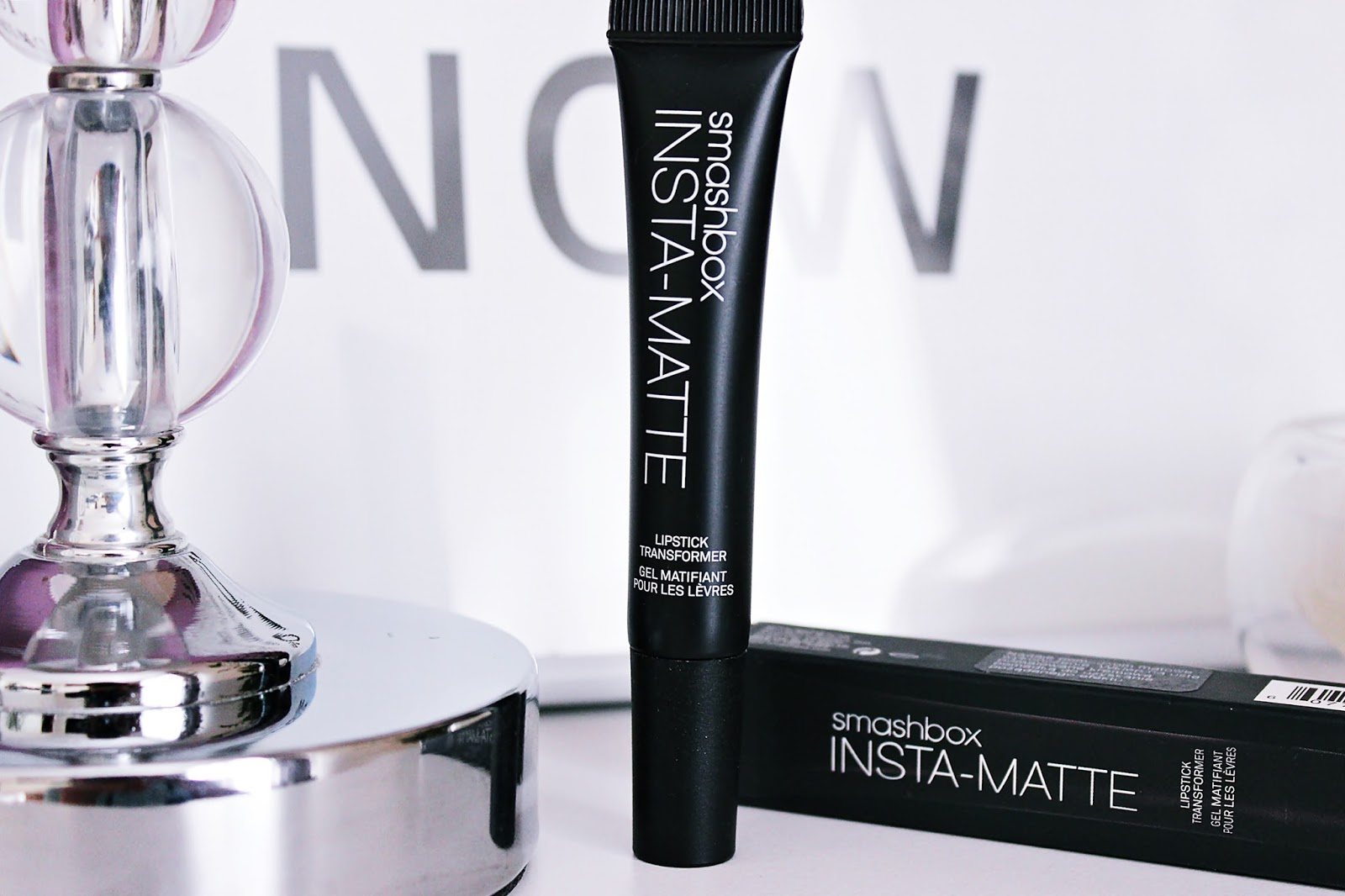Insta-Matte Smashbox, Szybki sposób na matowe usta