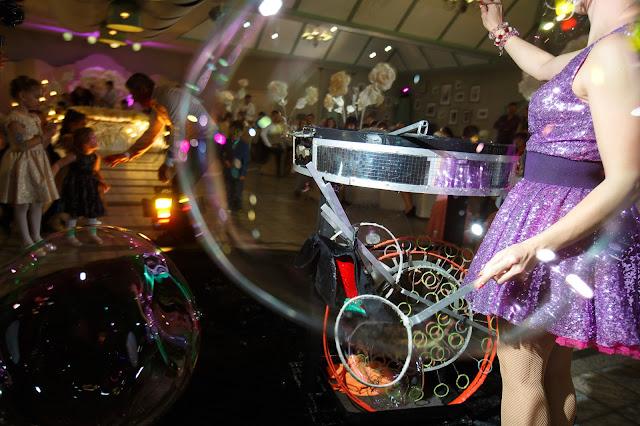шоу мыльных пузырей таганрог