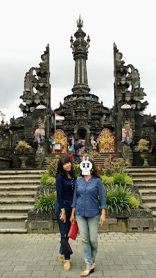 Bajra sandhi renon I Am Bali - 3D Interactive Art Museum