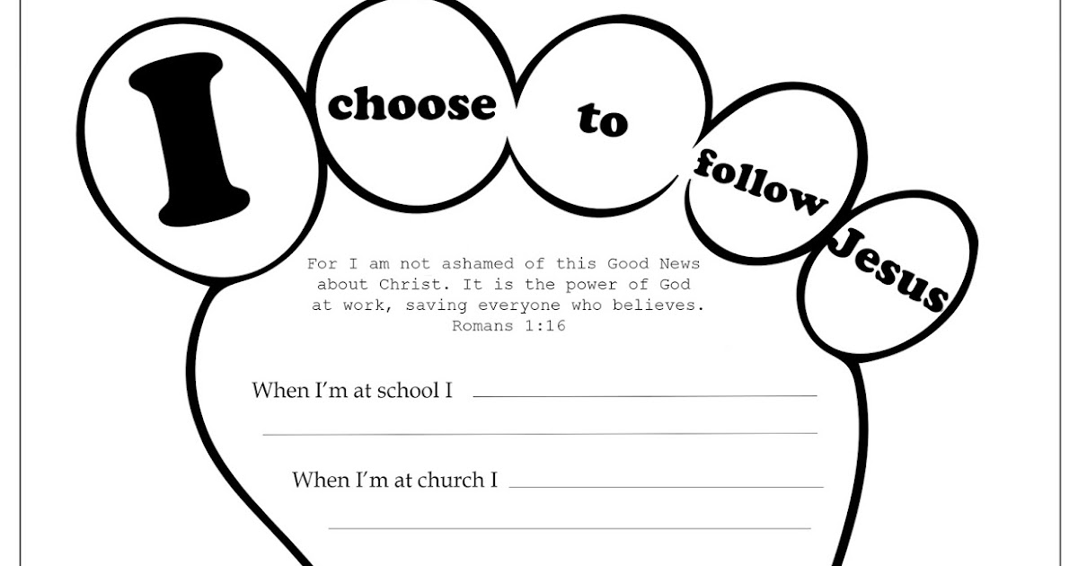 My Cup Overflows I Choose to Follow Jesus