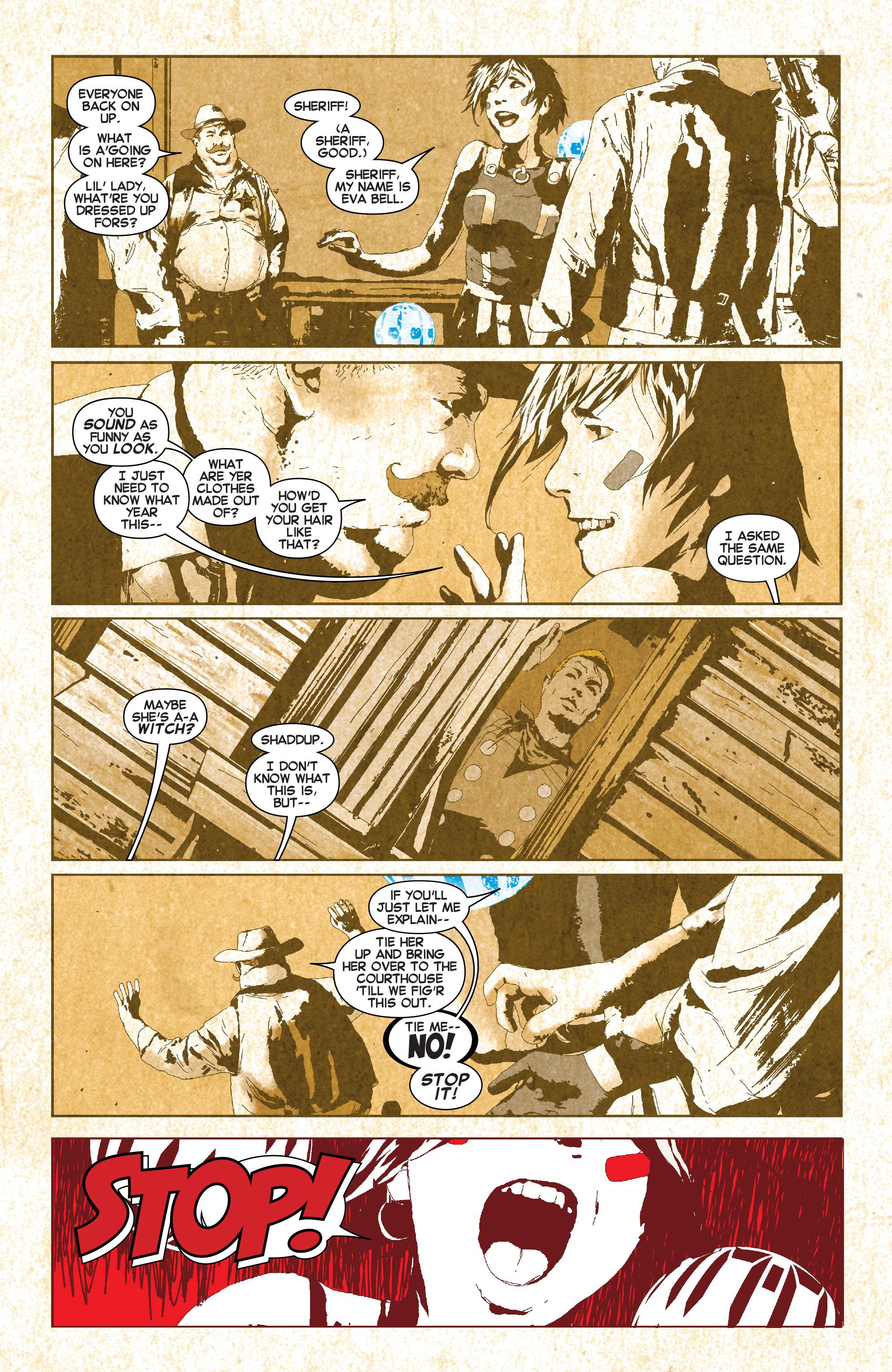 Read online Uncanny X-Men (2013) comic -  Issue # Annual 1 - 11