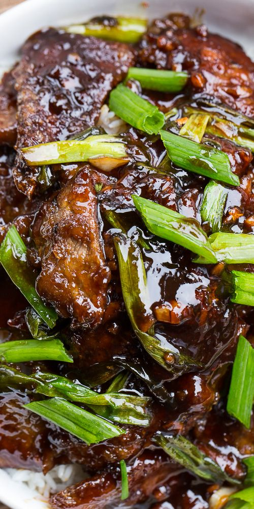 I've seen recipes for PF Chang's Mongolian Beef all over Pinterest for some time and since PF Chang's is one of my favorite restaurants, I knew I had to try making Mongolian Beef at home.