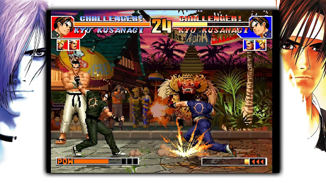 The King of Fighters 97 - Global Match - PC FULL - Multi4 - Captura 4