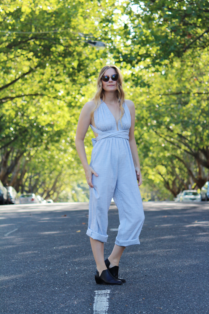 Pick and Choose Jumpsuit