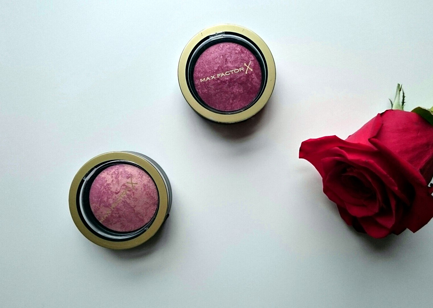 Max Factor Creme Puff Blush Seductive Pink