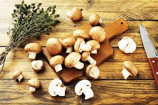 jamur shiitake bikin kamu makin cantik