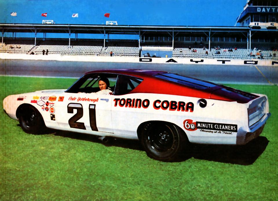 NASCAR Racing Champions Blog: Cale Yarborough #21 Ford Talladega ...
