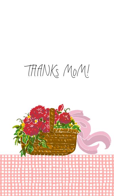THANKS MOM!!