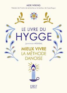 couverture du livre Le livre du Hygge