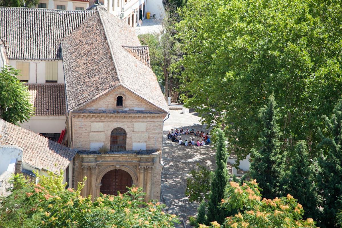Caminos del Sacromonte Granada