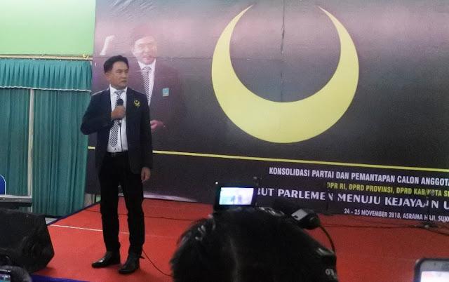 Yusril Jelaskan Alasan Terima 'Pinangan' Jadi Pengacara Jokowi