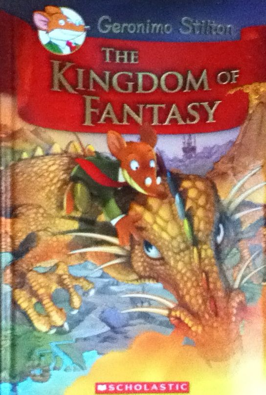Bookshelf The Kingdom Of Fantasy Geronimo Stilton