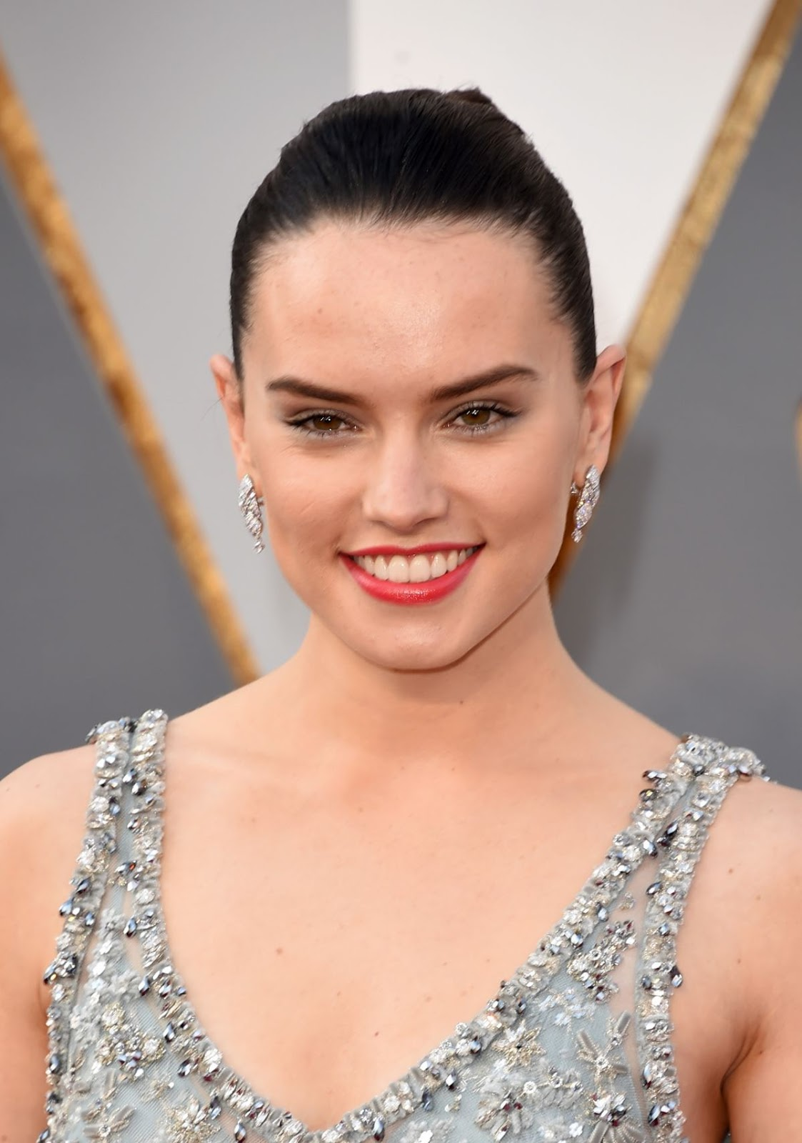 Daisy Ridley at 88th Annual Academy Awards in Hollywood