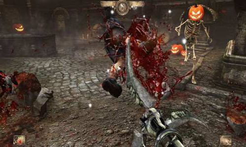 Download Painkiller Hell And Damnation Highly Compressed