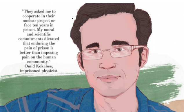 Omid Kokabee's Life Endangered by Years of Denied MedicalCare in Iran Prison