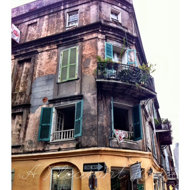 French Quarters Apartments: Inspiration » A Pleasant House