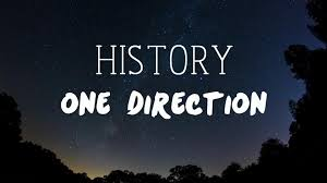 History One Direction