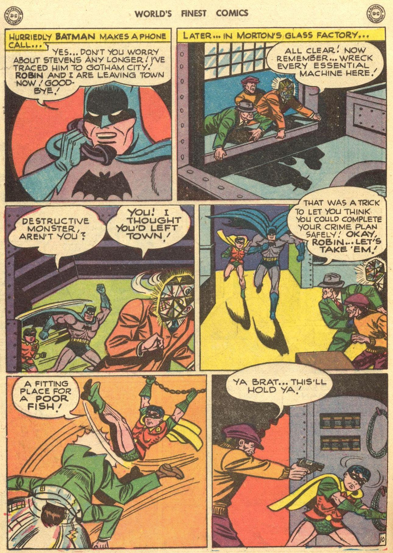 Read online World's Finest Comics comic -  Issue #28 - 69