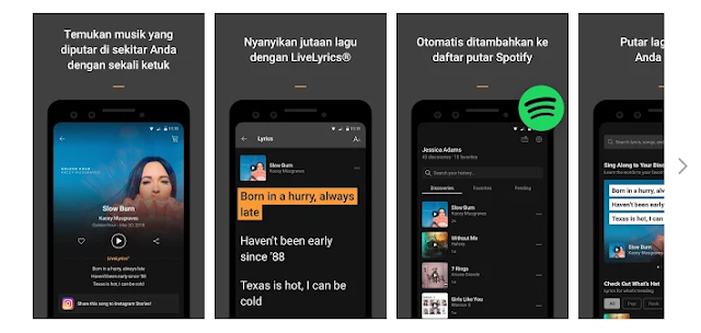 download aplikasi premium SoundHound