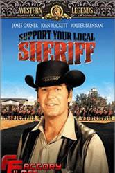 Uma Cidade Contra O Xerife Dublado
