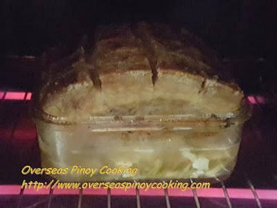 Lechon sa Oven Inasal Style - Baked