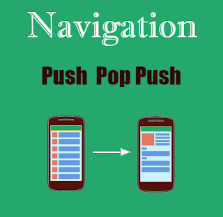 navigator, push, pop