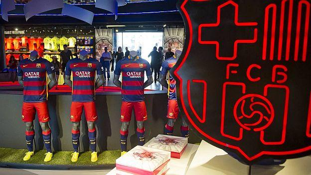 El Barça llevará a México su primera tienda en el extranjero