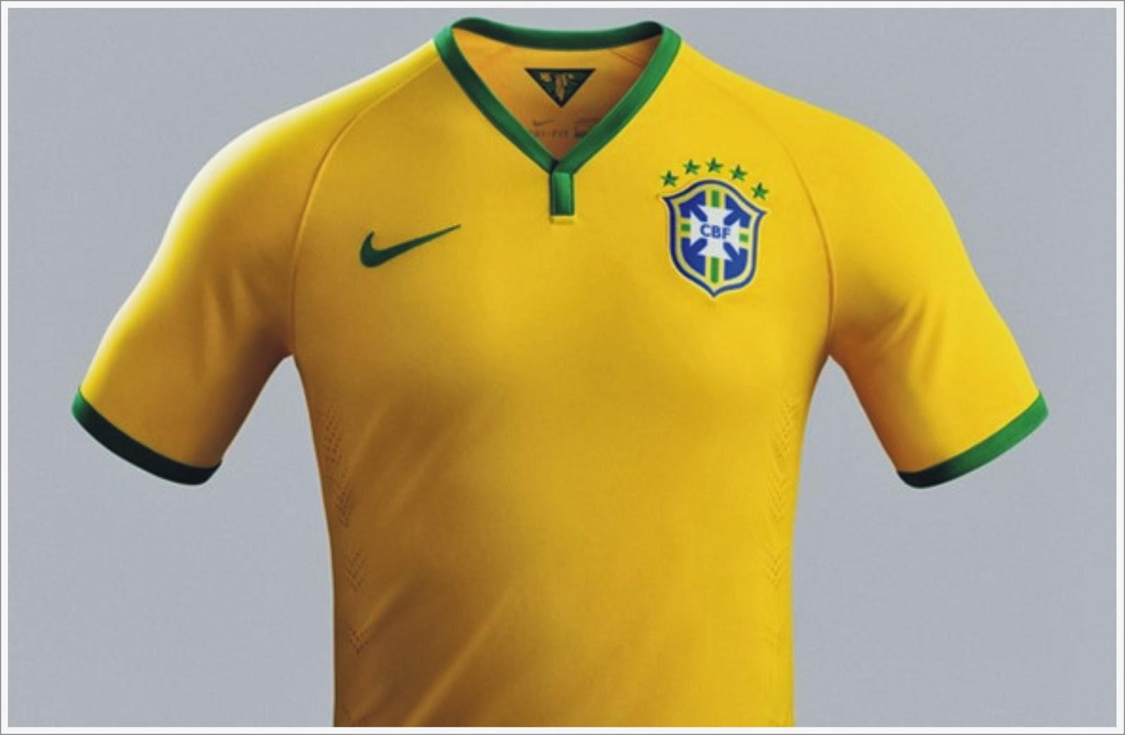 Brasil 2014  El Mundial de las marcas deportivas f6ac07bdb2963