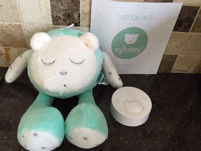 MY HUMMY REVIEW – SNOOZY MINT GREEN