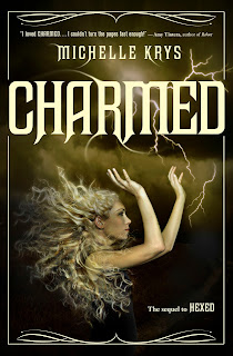 cover of CHARMED by Michelle Krys