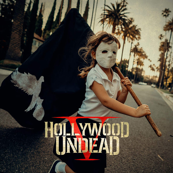 Hollywood Undead - California Dreaming - Single Cover
