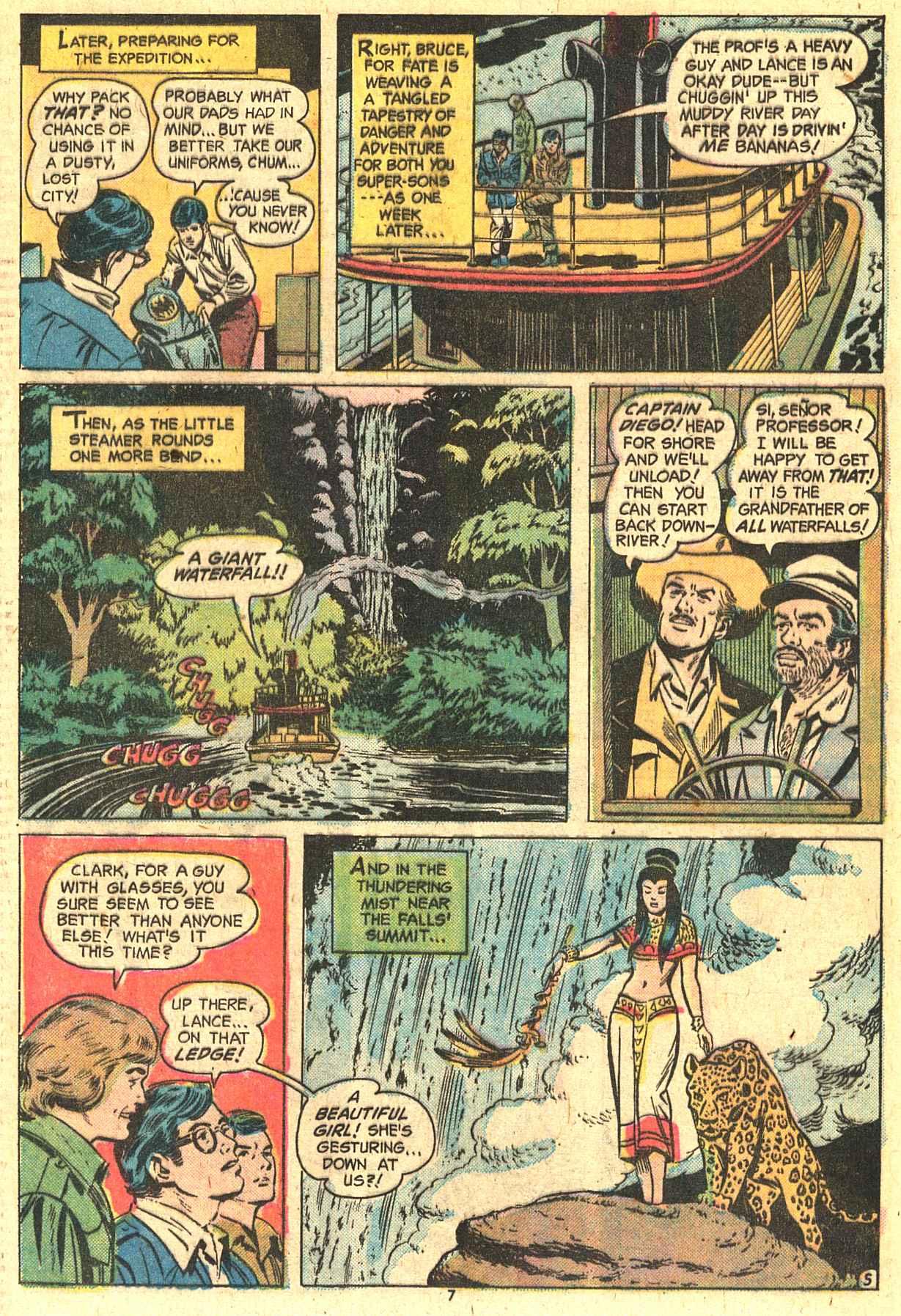 Read online World's Finest Comics comic -  Issue #230 - 7