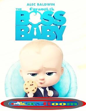 The Boss Baby - Film 3D Animasi Komputer Amerika Serikat tahun 2018