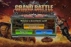 #Cara Daftar Grand Battle Game strategy android mudah & cepat