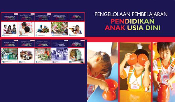 Pedoman Pengelolaan Pembelajaran PAUD Kurikulum 2013